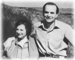 Ellen and Victor Perlo