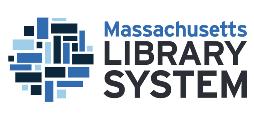 Massachusetts Library System logo