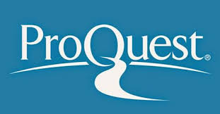 proquest research library logo