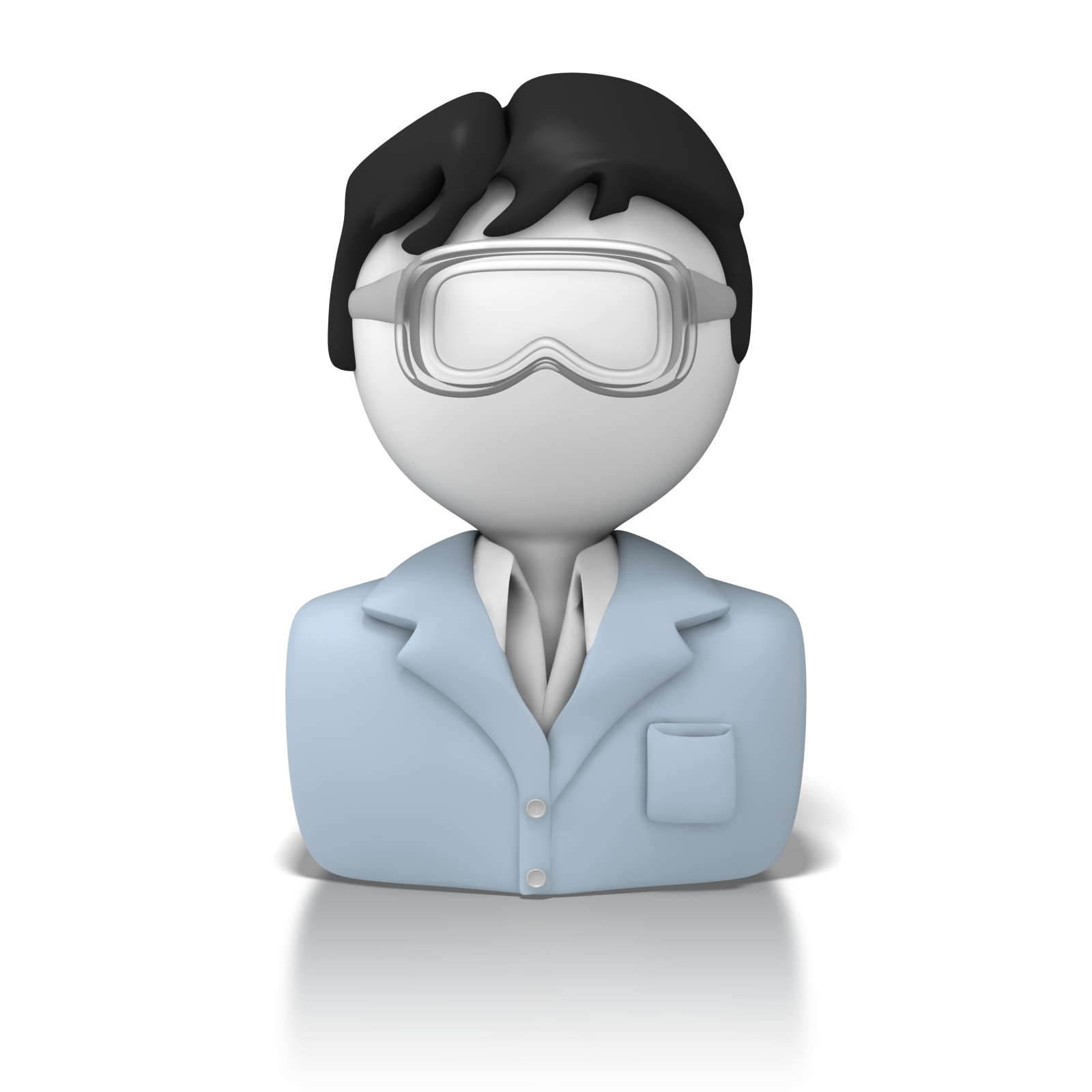 Lab Tech Figure