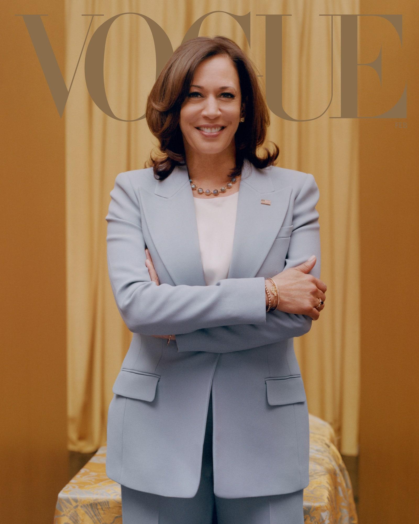 Vogue Cover 2