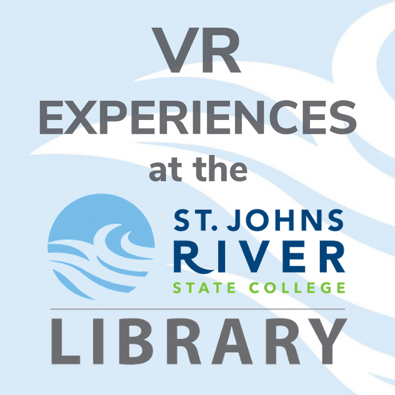 VR Experiences at the SJR State Library