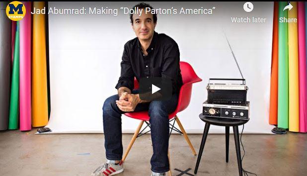 "Jad Abumrad & Chris Azzopardi - Making ""Dolly Parton's America"""