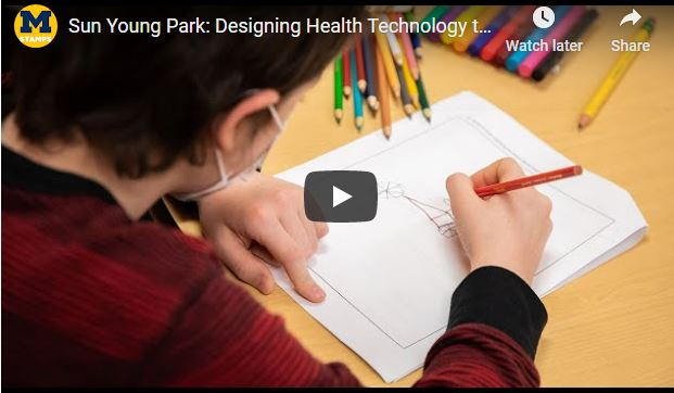Sun Young Park - Designing Health Technology to Empower Patients