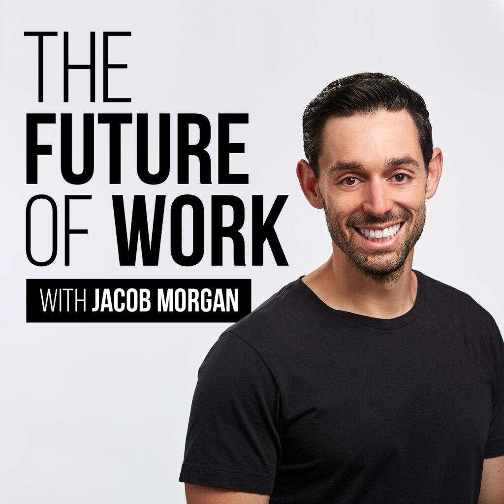 Future of Work podcast logo