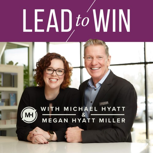 Lead to Win podcast logo