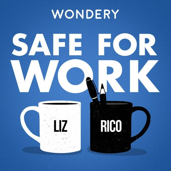 Safe for Work podcast logo