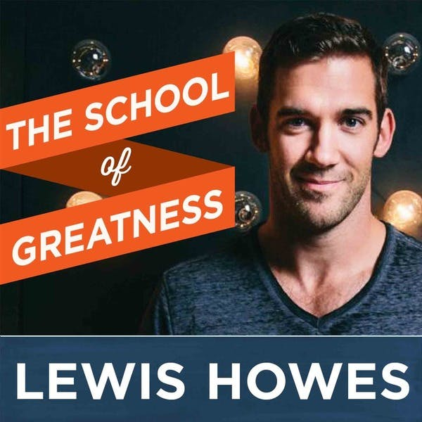 School of Greatness podcast logo
