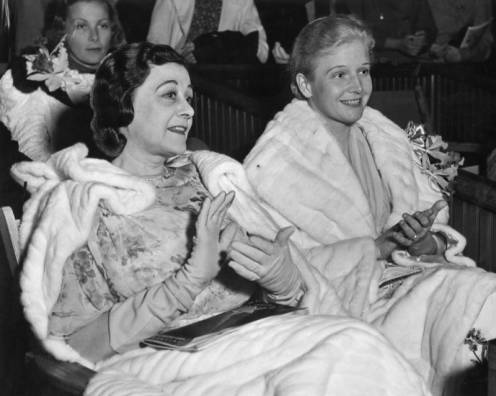 Image of Ann Harding and Frances Marion