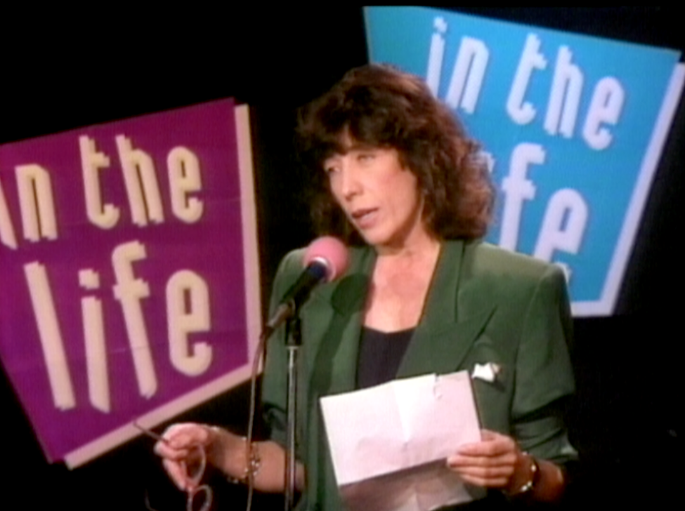 Image from episode of In the Life