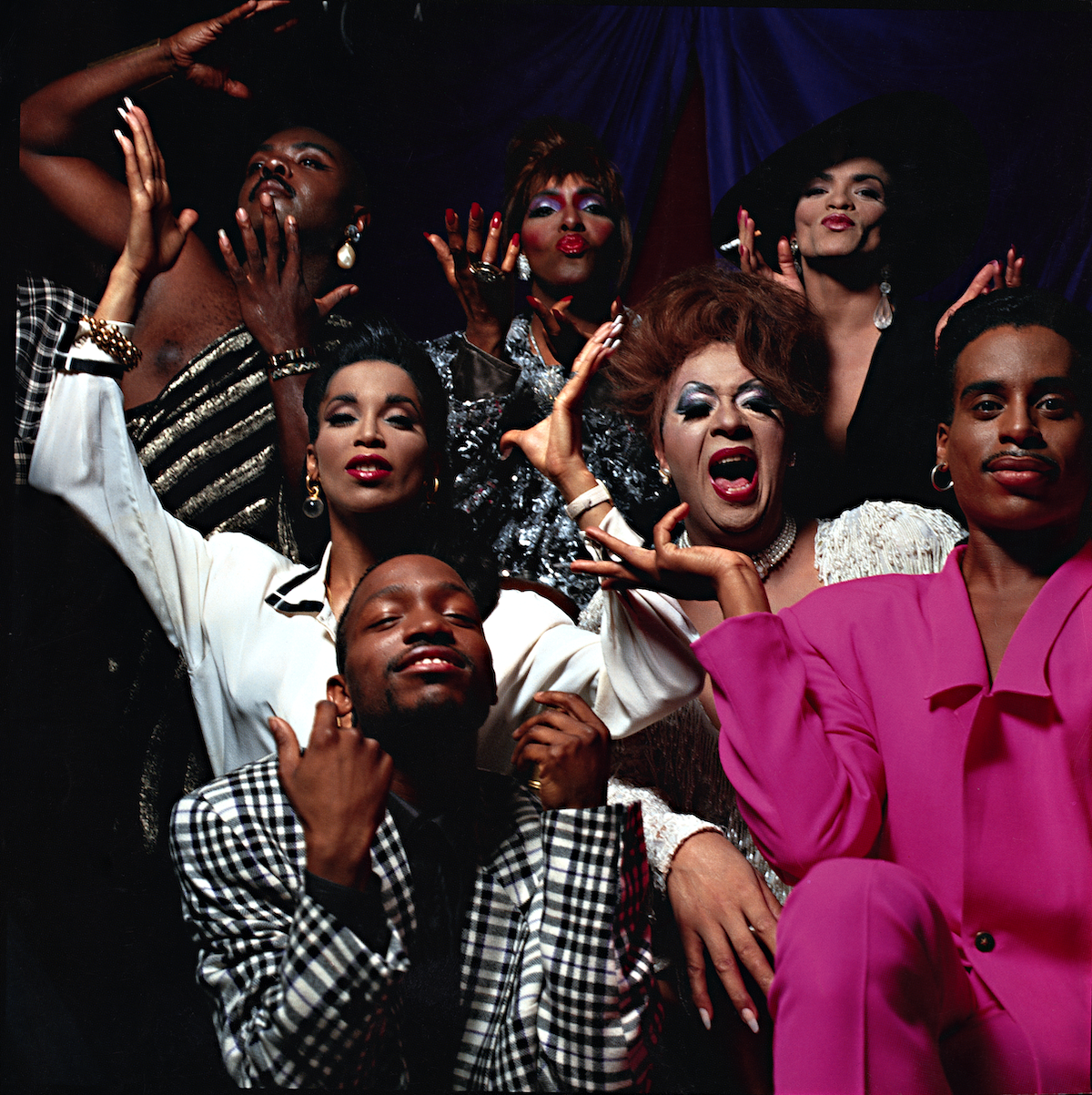 Image from Paris is Burning