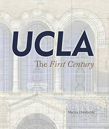 UCLA The First Century book cover