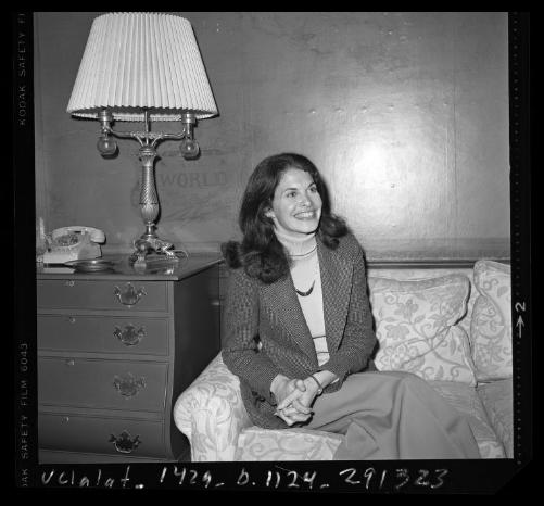 Image of Sherry Lansing, 20th Century Fox 1980
