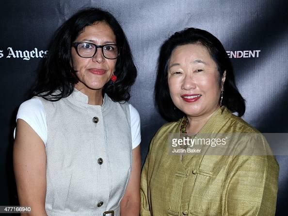 Image of Virginia Espino and Renee Tajima-Pena