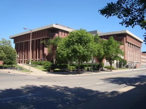 University of Iowa Main Library