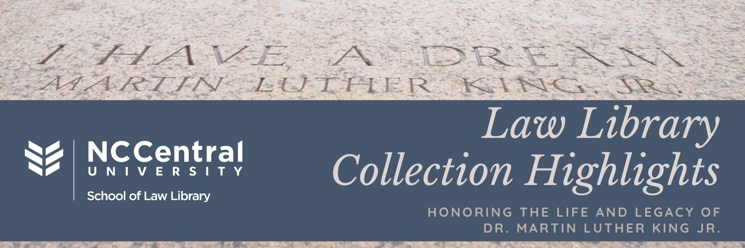 Collection Highlights - Honoring Dr. Martin Luther King Jr.