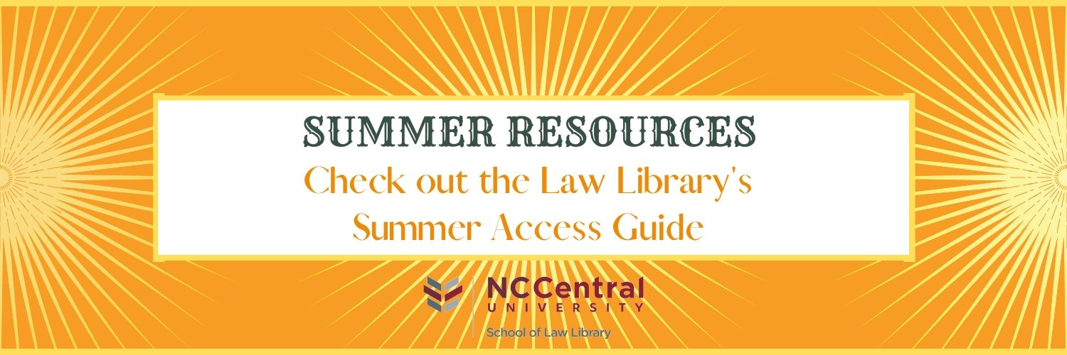 Summer Access Resource Guide