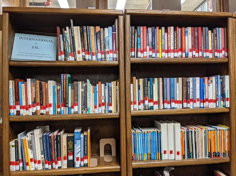 Books for ESL