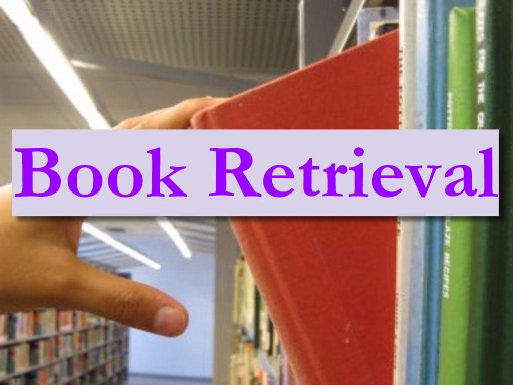 Book Retrieval