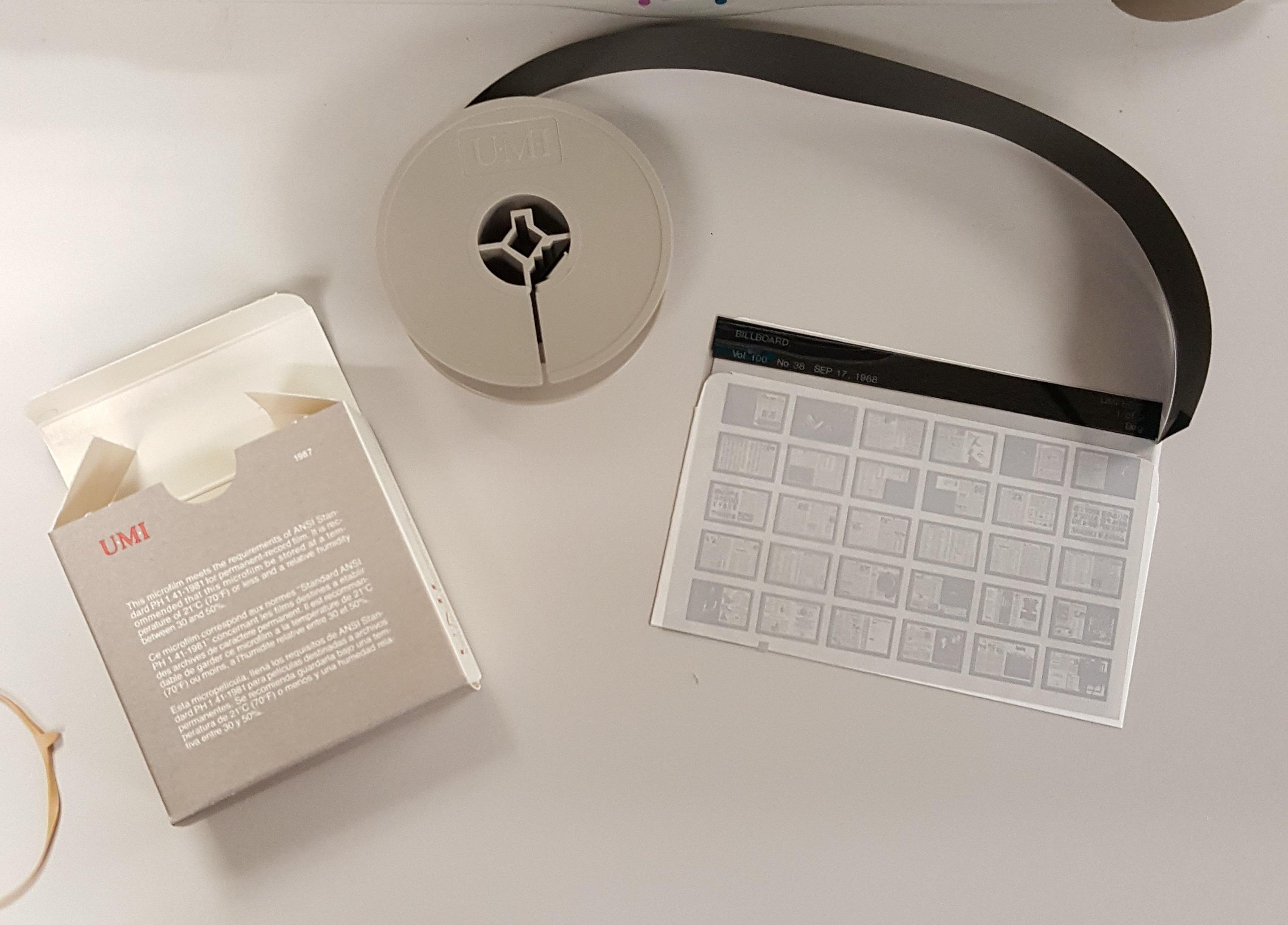 Microflim & Microfiche