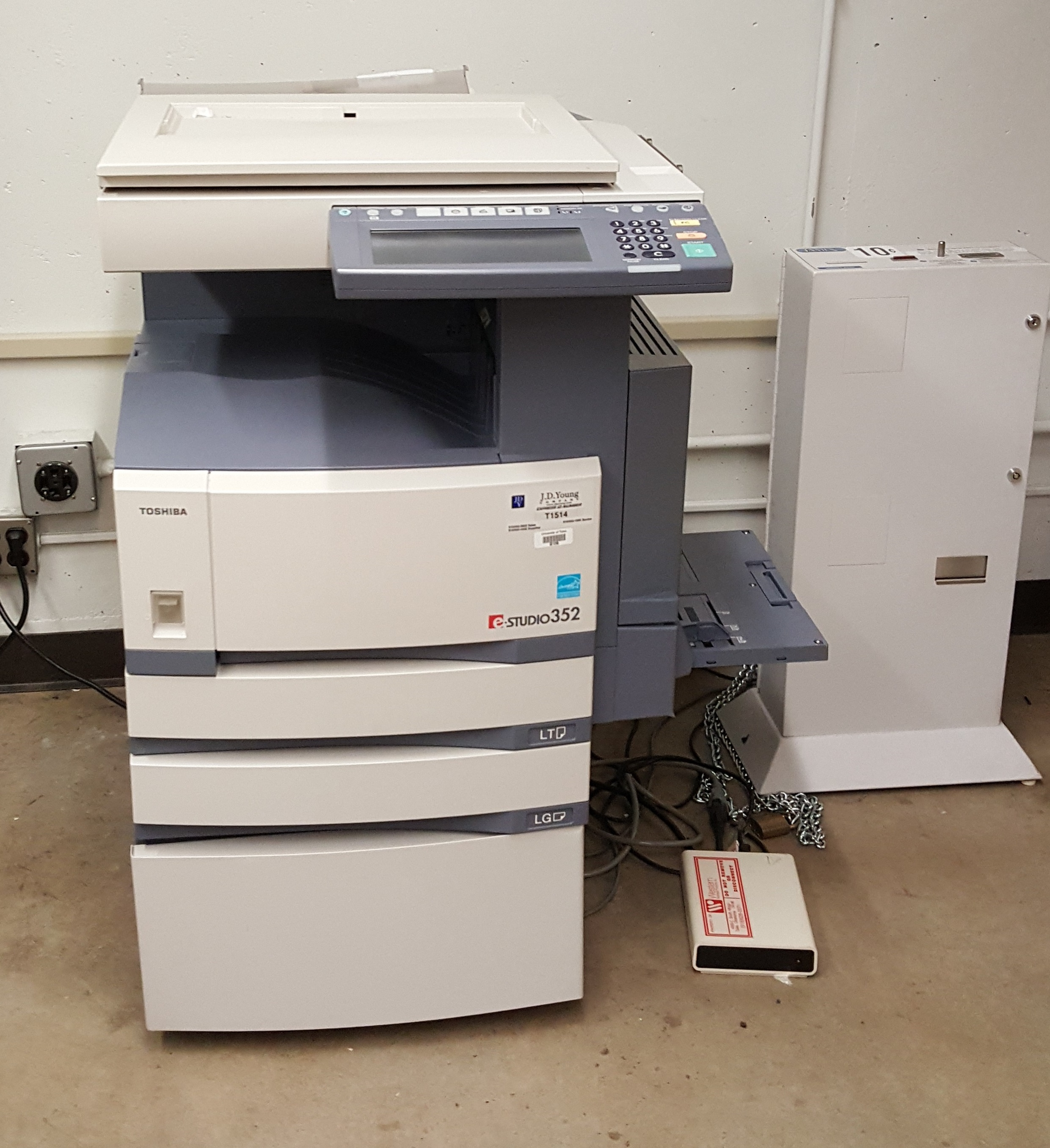 Intermediate Copier