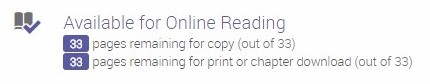 screen shot of pages to copy or print