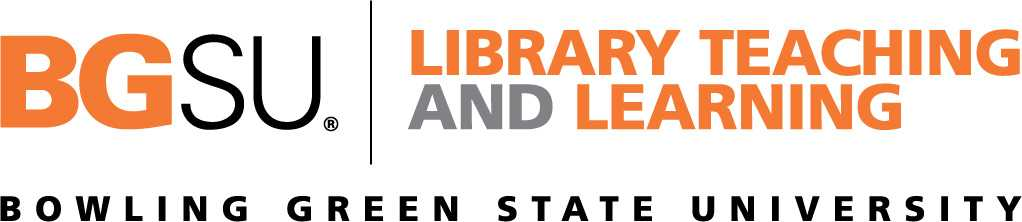 Library Teaching and Learning Logo