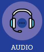 audiobook icon on NC Live