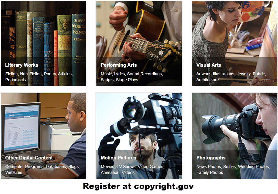 register at copyright.gov