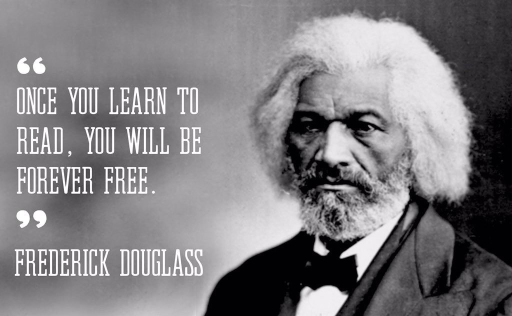 Frederick Douglass - African American Biography Guide