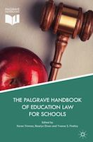 Palgrave Handbook of Education Law for Schools