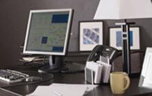 Work desk image