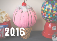 2016 entries: sweets and treats theme