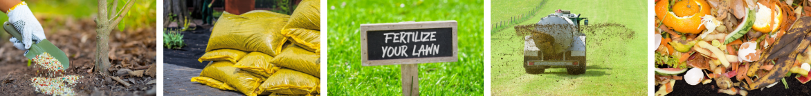 Fertilizers and organic foods