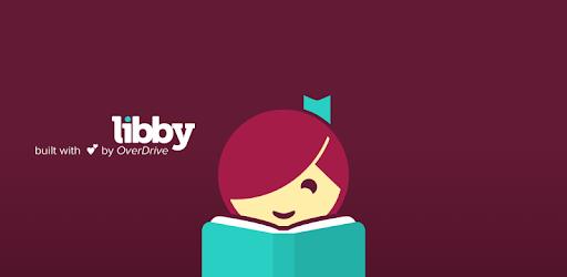 Libby e-reader app