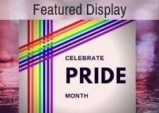 Featured Display: PRIDE