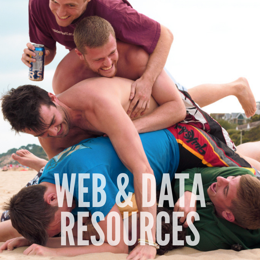 Web and Data Resources