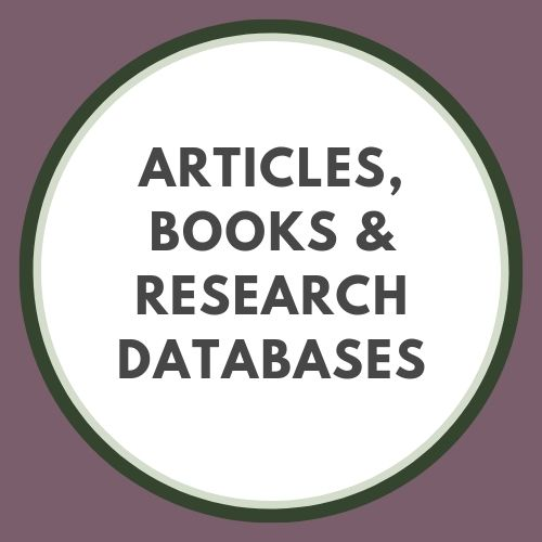 Articles, books, & databases