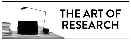 The Art of Research Workshop Series