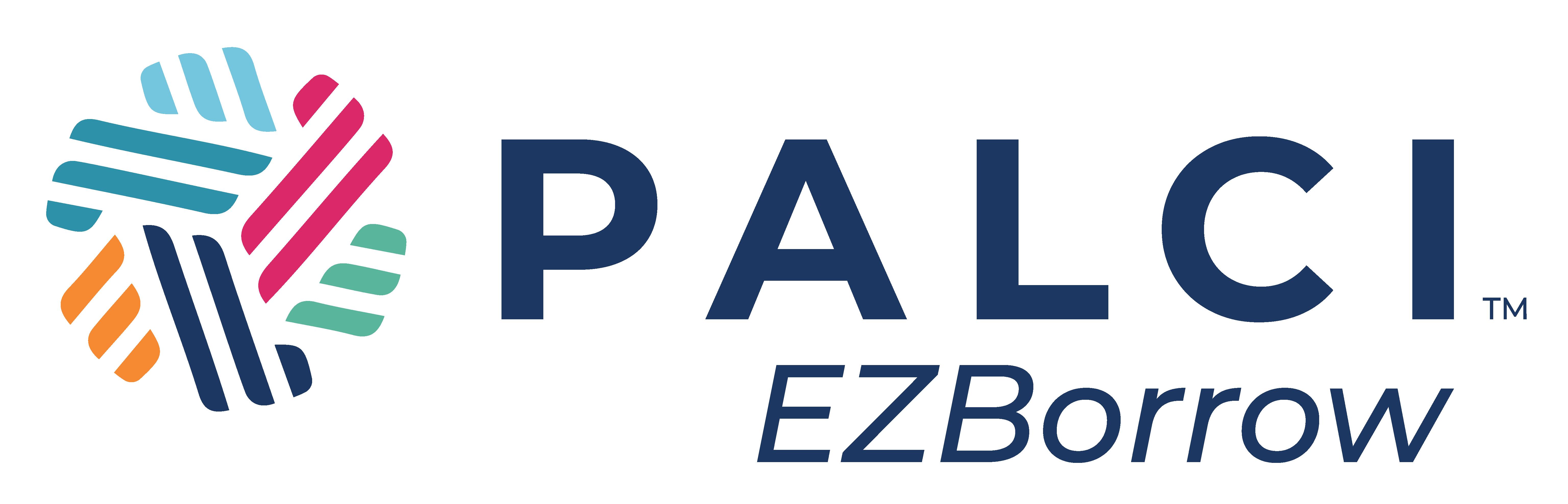 PALCI EZBorrow Logo