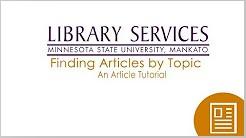 Google Scholar video screenshot