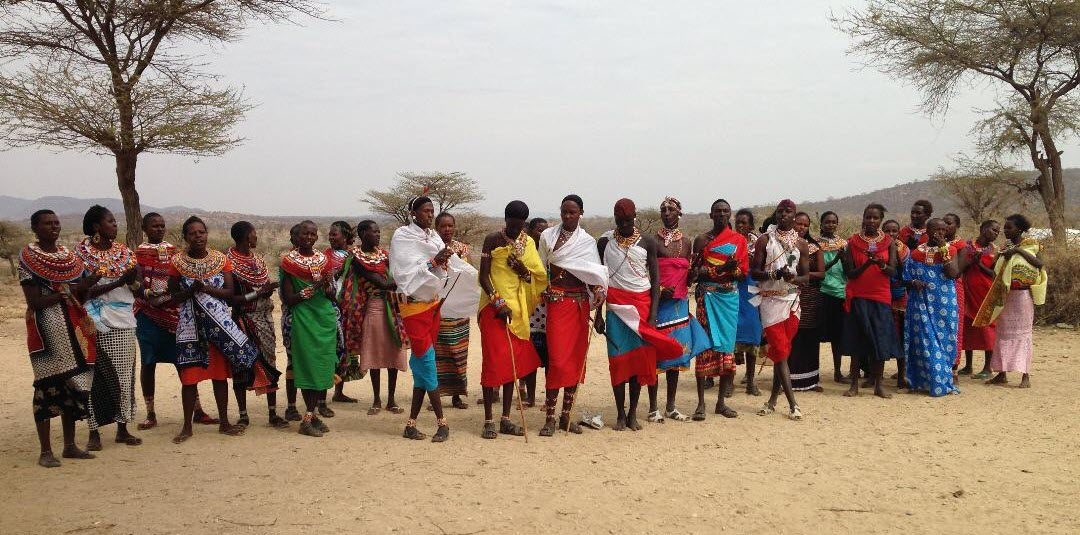 Kenya people of Samburu