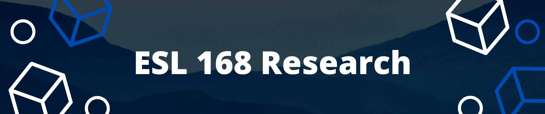 ESL 168