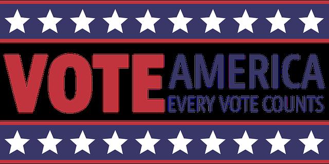 Vote America! Every Vote Counts