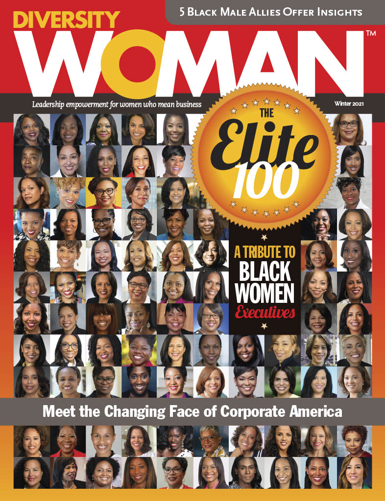 Cover of Diversity Woman Magazine
