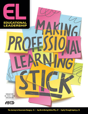 cover of Educational Leadership