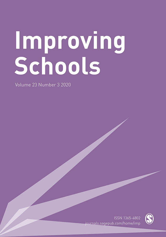 Cover of Improving Schools