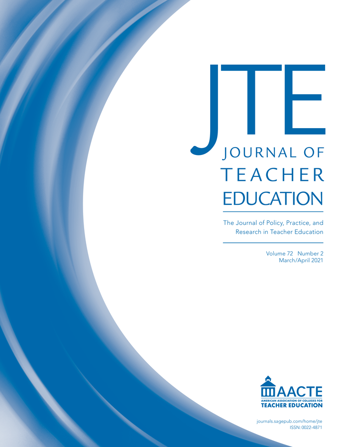Cover of Journal of Teacher Education