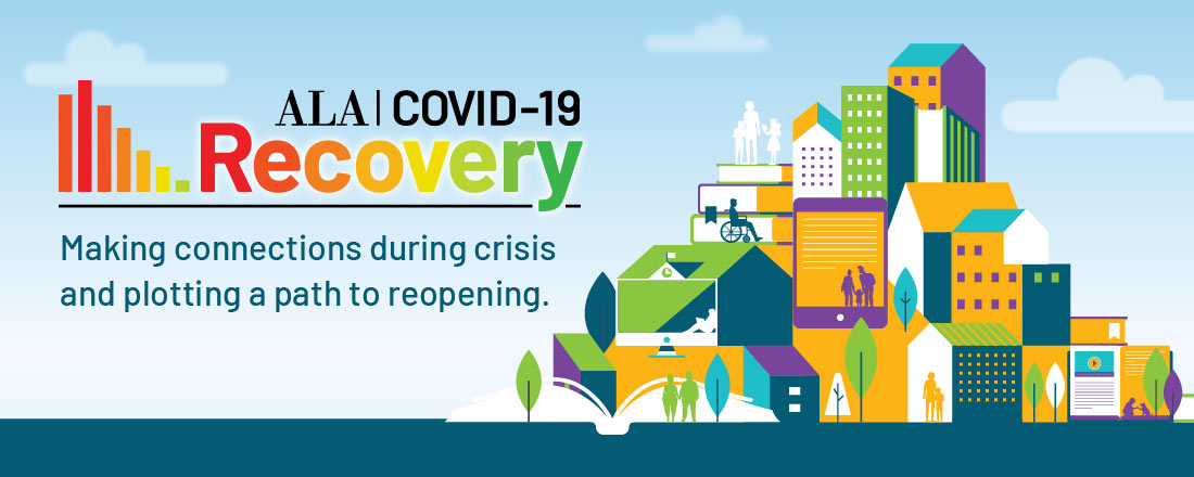 ALA COVID-19 Recover banner