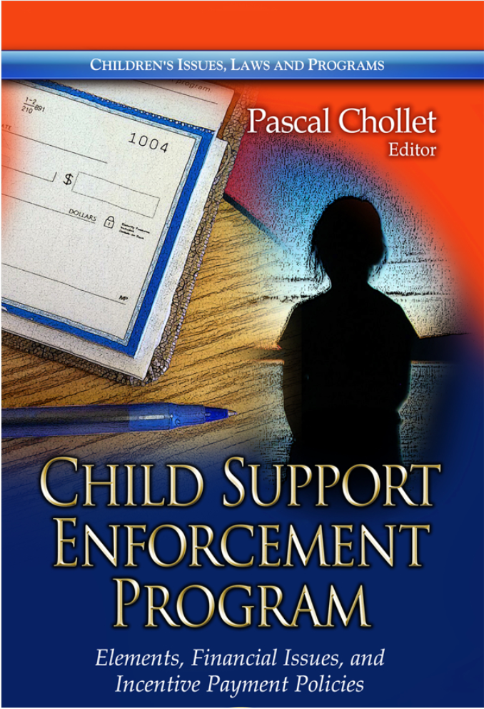 Child Support Enforcement Program book cover
